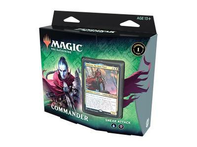Commander Zendikar: Sneak Attack