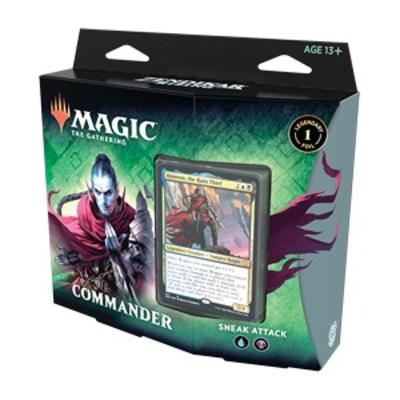 Commander Zendikar: Sneak Attack