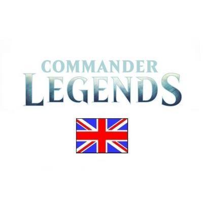 Commander Legends Aim for Battle