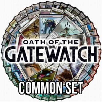 Oath of the Gatewatch Common Set