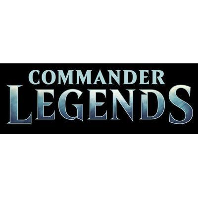 Commander LEGENDS COMMON Set