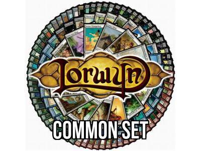 Lorwyn Common Set