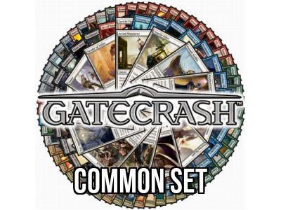 Gatecrash common set