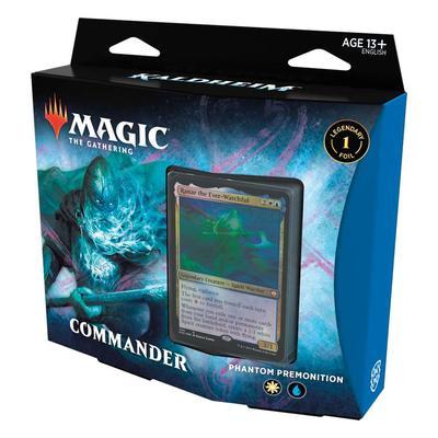 "Commander Kaldheim ""Phantom Premonition"" Deck"