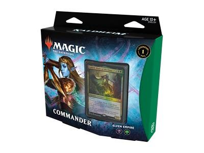 "Commander Kaldheim ""Elven Empire"" Deck"