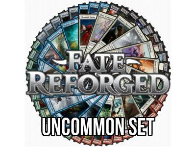 Fate Reforged UNCommon Set