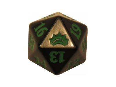 Planechase Anthology D20 Green