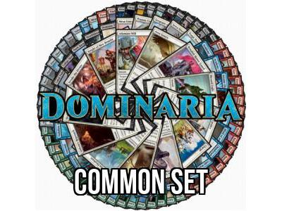 Dominaria Common Set