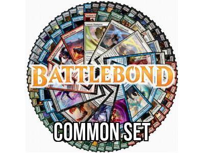 Battlebond Common Set