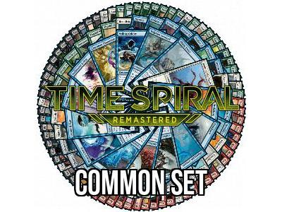 Time Spiral Remastered Common Set