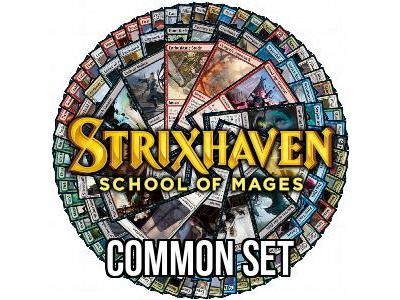 Strixhaven Common Set