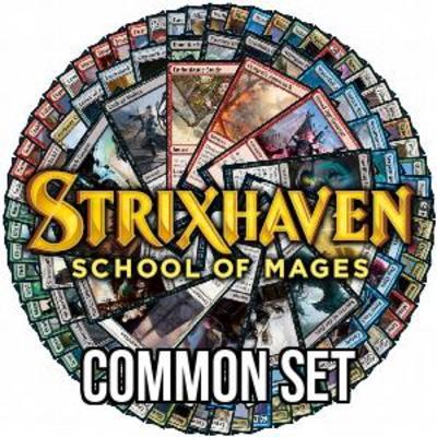 Strixhaven Common Set
