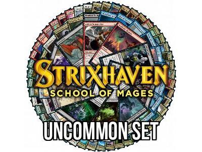 Strixhaven Uncommon Set