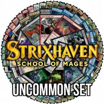 Strixhaven Uncommon Set