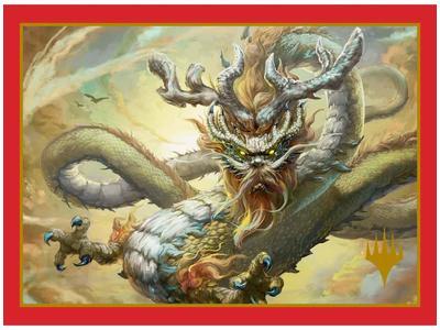 """Global Series: """"Ancestor Dragon"""" Sleeves"""