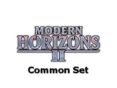 Modern Horizons 2 COMMON Set