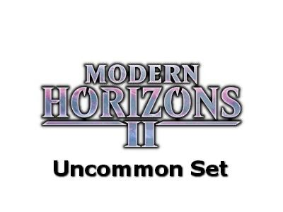 Modern Horizons 2 UNCOMMON Set