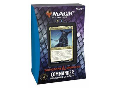 Commander D&D : Dungeons of Death