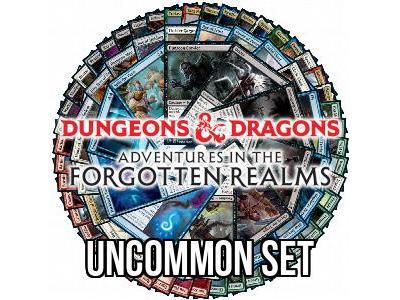 D&D Uncommon Set
