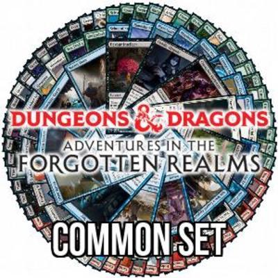 D&D Common Set