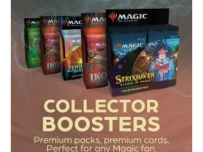 Collector Booster Box