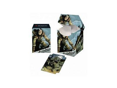 """Deck Box Innistrad Midnight Hunt: """"Graveyard Trespasser"""""""