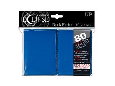 80sleves+20Δώρο Pro-Matte Eclipse Sleeves BLUE