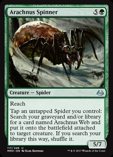 Arachnus Spinner