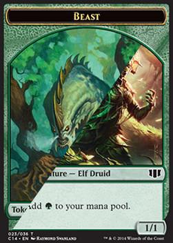Beast / Elf Druid