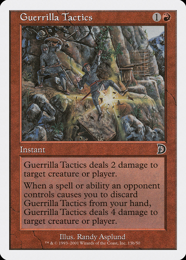 Guerrilla Tactics