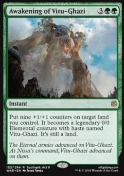 Awakening of Vitu-Ghazi