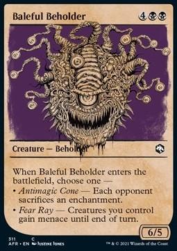 Baleful Beholder