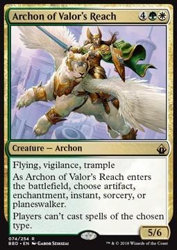 Archon of Valor's Reach