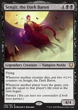 Sengir, the Dark Baron