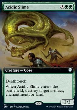Acidic Slime (V.2)