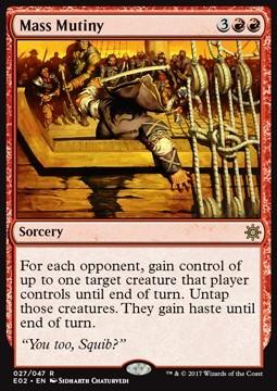 Mass Mutiny