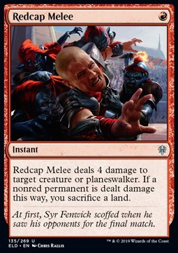 Redcap Melee