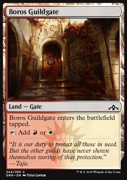 Boros Guildgate (Version 2)