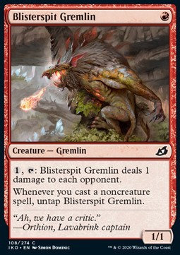Blisterspit Gremlin