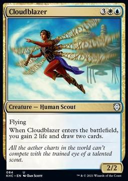 Cloudblazer