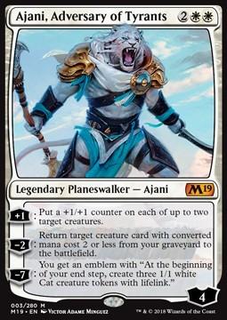 Ajani, Adversary of Tyrants