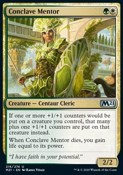 Conclave Mentor