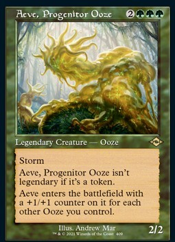 Aeve, Progenitor Ooze (V.1)