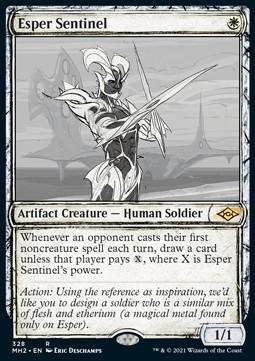 Esper Sentinel