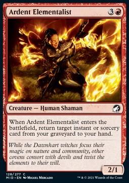 Ardent Elementalist