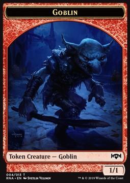 Goblin Token (Red 1/1)