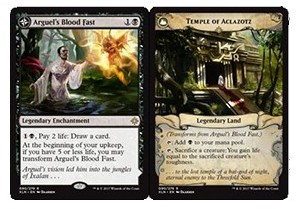Arguel's Blood Fast / Temple of Aclazotz