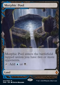 Morphic Pool