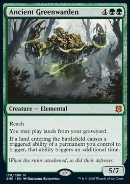 Ancient Greenwarden